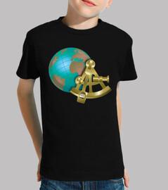 Astrolabio / Sextante / Tierra