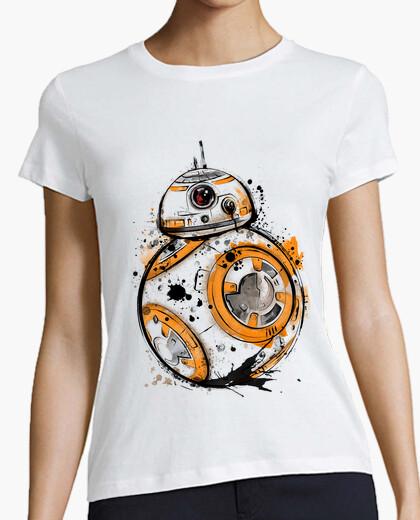 Camiseta Astromech Droid Watercolor