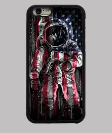 astronaut flagge