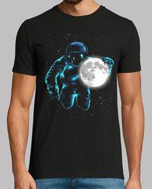 Astronaut Moon