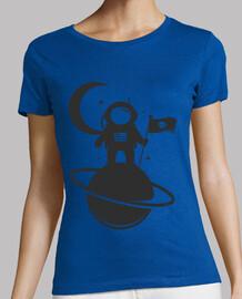 Astronaut Planet Gallaxy Traveler