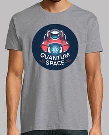 Astronauta espacial quantum