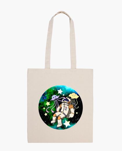 Bolsa Astronauta Kawaii.