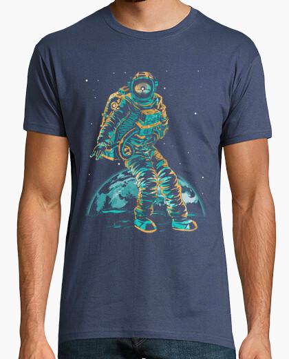 Camiseta Astronauta: Moonwalk