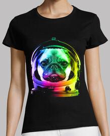 astronauta pug