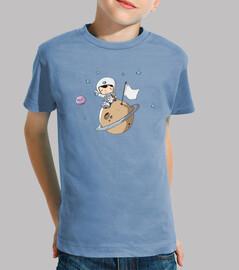 astronauta ragazzo
