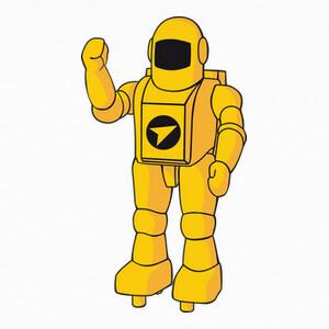 Camisetas Astronauta TENTE