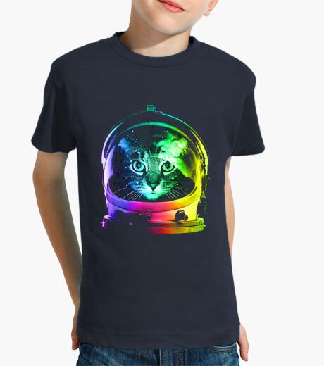 Vêtements enfant astronaute chat
