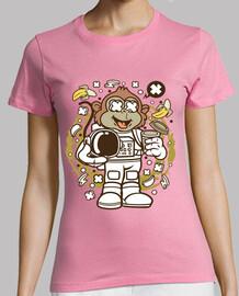 astronaute de singe