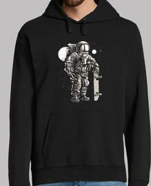 astronaute patineur