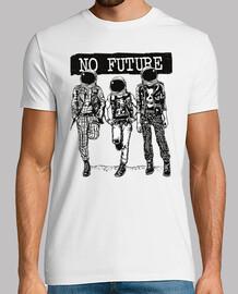 Astronautes Punk (No Future)