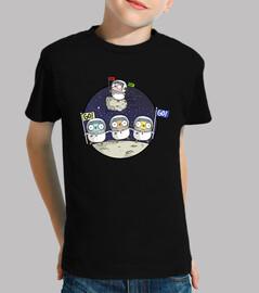 Astronauts gophers