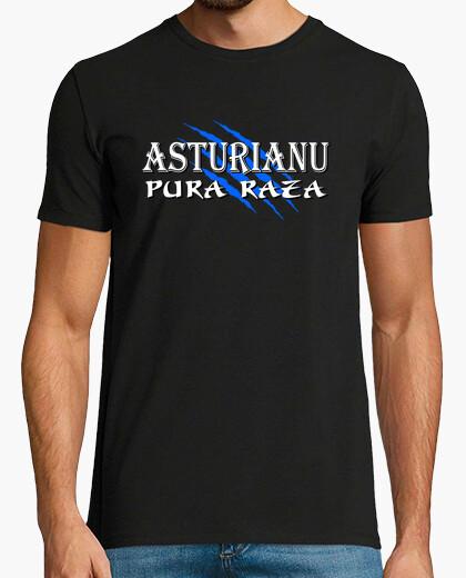 Camiseta ASTURIANU pura raza