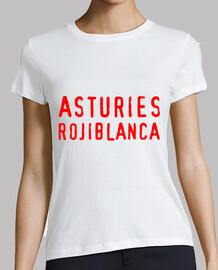 Asturies rojiblanca