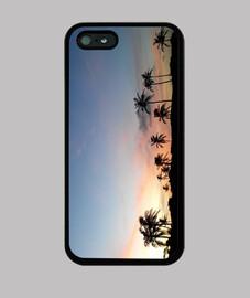 Atardecer - iPhone 5 / 5s, negra