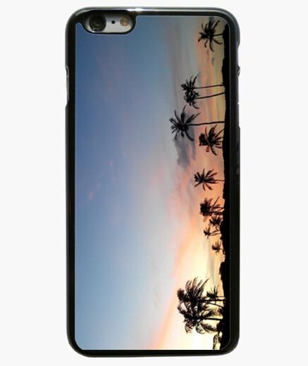 Funda iPhone 6 Plus / 6S Plus Atardecer - iPhone 6 Plus, negra