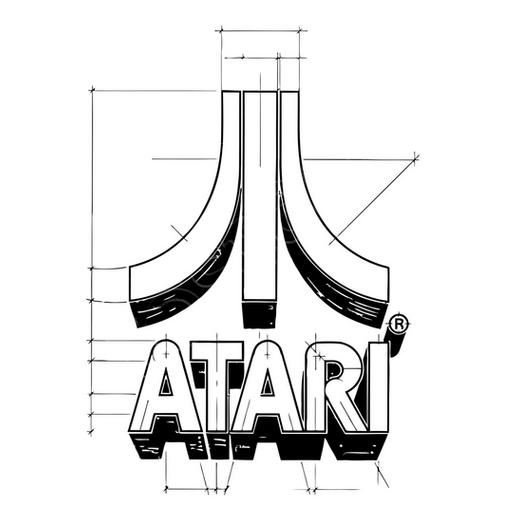 Resultat d'imatges de atari logo