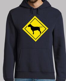 Atención bull terrier