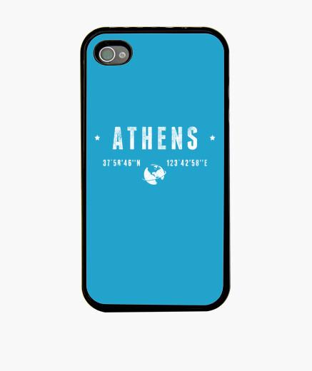 Coque iPhone Athens