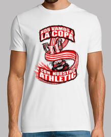 Athletic de Bilbao Final de Copa 2 camiseta