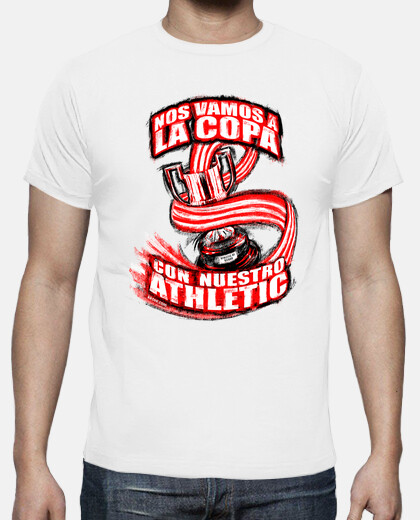 Athletic de Bilbao Final de Copa 2 camiseta