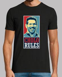 Atleti - Cholo Rules (Hombre)