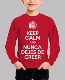 Atleti - Keep Calm and Nunca Dejes De Creer (Niño)