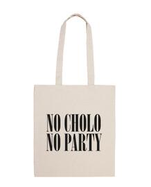Atleti - No Cholo No Party Bandolera