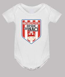 Atleti Bebé - Colchonero Desde Que Nací