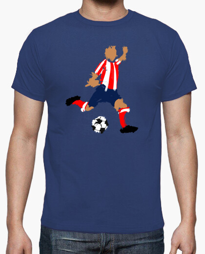 Camiseta Atletico by Glez