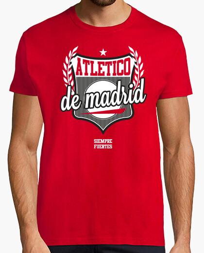 bee86418c82c3 Camiseta Atlético de Madrid - Siempre Fuertes - nº 612545 ...