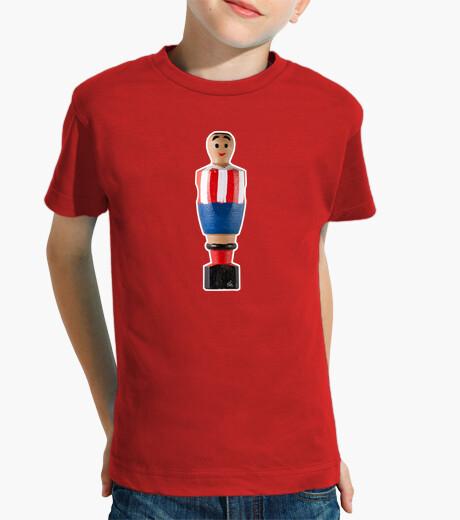 Abbigliamento bambino atletico madrid calciobalilla