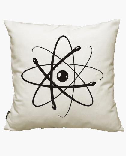 Housse de coussin atome