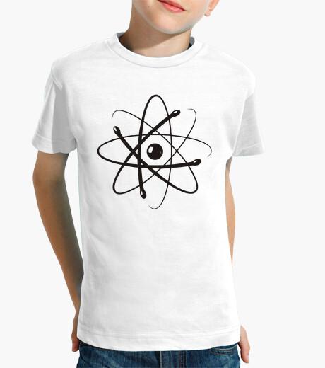 Abbigliamento bambino atomo