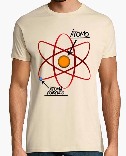 Camiseta Átomo C. Clara