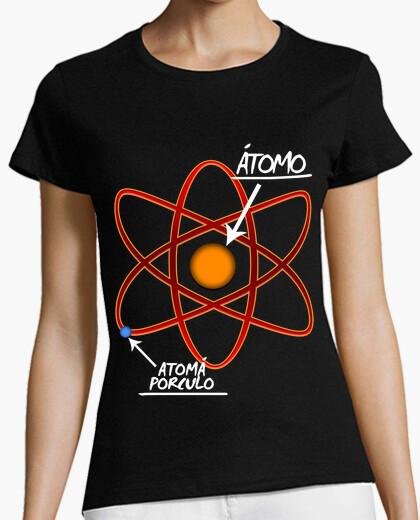 Camiseta Átomo C. Oscura