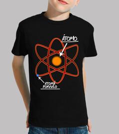 Átomo C. Oscura