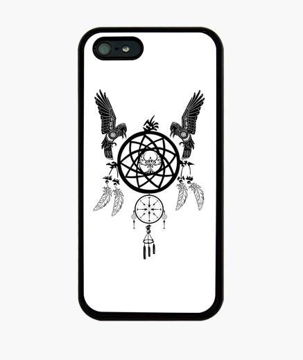 Funda iPhone Atrapa sueños con ave