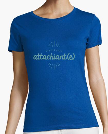Camiseta attachiant (e)