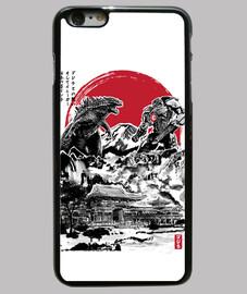 attack le temple japonais