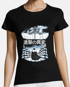 Attack of the others - Camiseta mujer