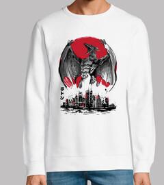 attack pteranodonte di fuoco