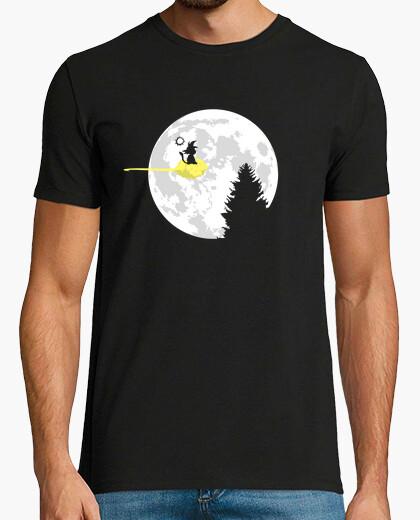 Tee-shirt Attention à la pleine lune!