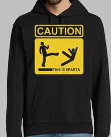 attention c39est sparta