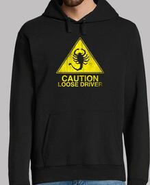 attention! lâche conducteur!
