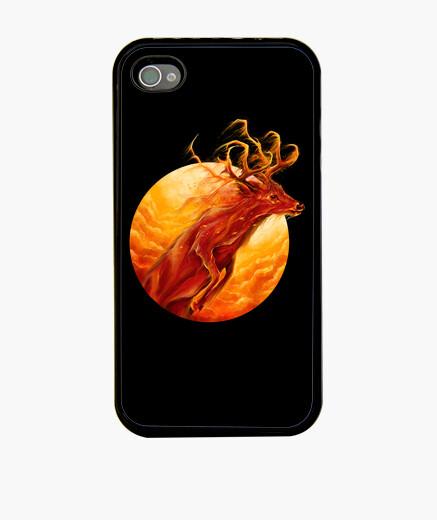 Cover iPhone attraverso il fuoco