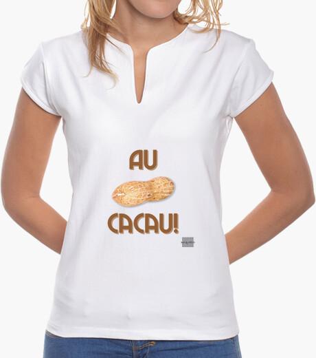 Camiseta Au cacau!