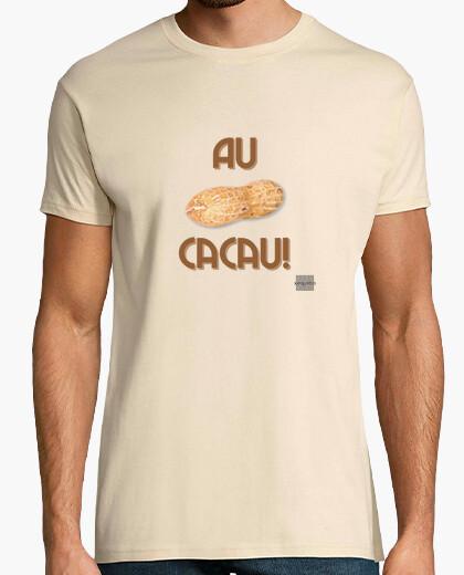 Camiseta Au cacau (H)