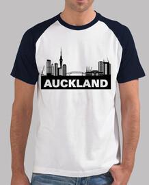 Auckland skyline, Australia