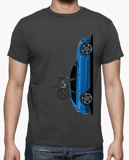 Camiseta Audi RS6 Fixie Bike